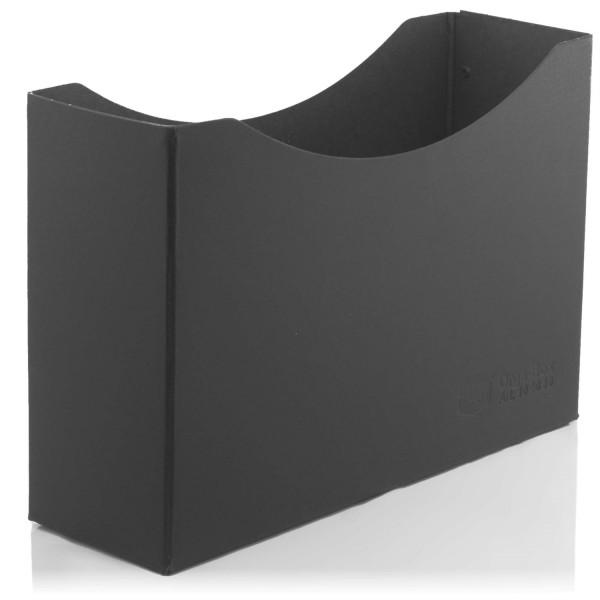 104016 Orga-Hartpappeboxen, schwarz