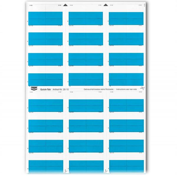 291003 Quick-Tabs blau