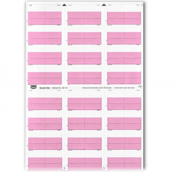 291005 Quick-Tabs rosa