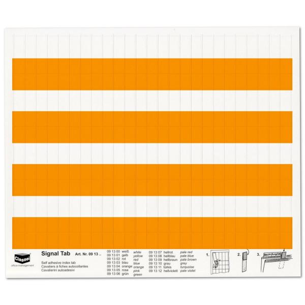 091304 Signal-Tabs orange