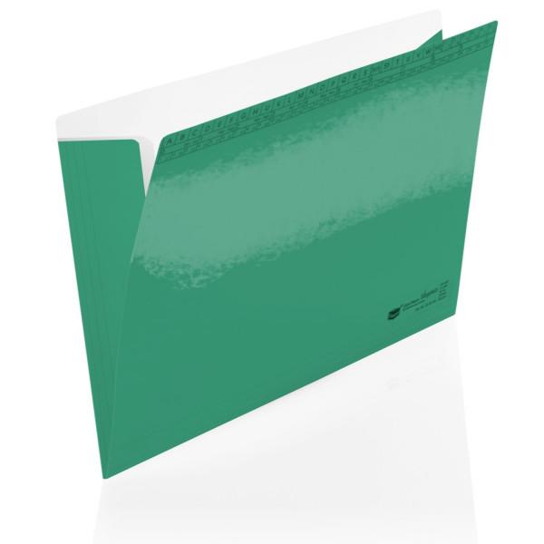 204045/06 Orgamappen Elegance grün 250g
