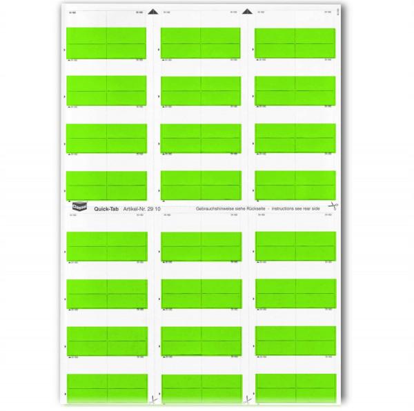 291006 Quick-Tabs grün