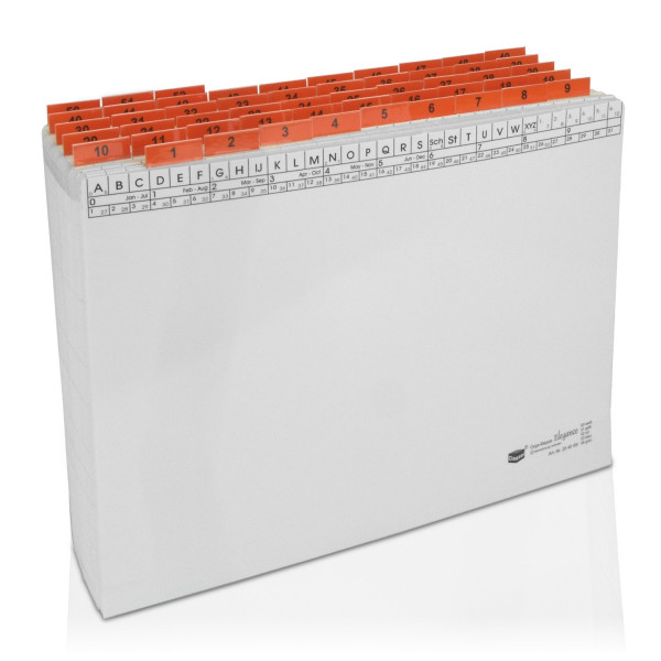 900252 Ergänzungs-Set Wochenmappen (1-52)